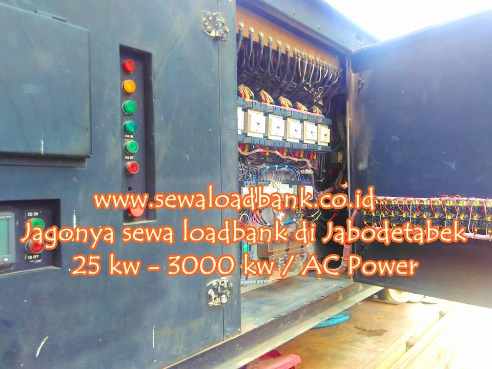 sewa loadbank murah 081284190810