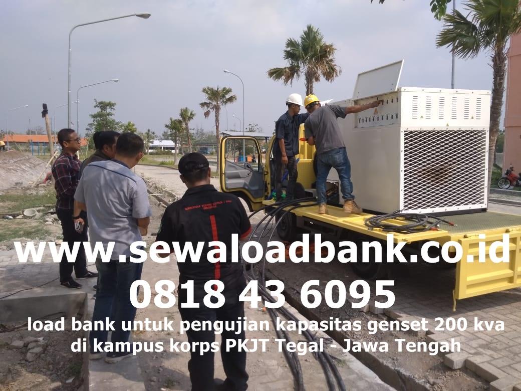 sewa load bank Jakarta www.sewaloadbank.co.id
