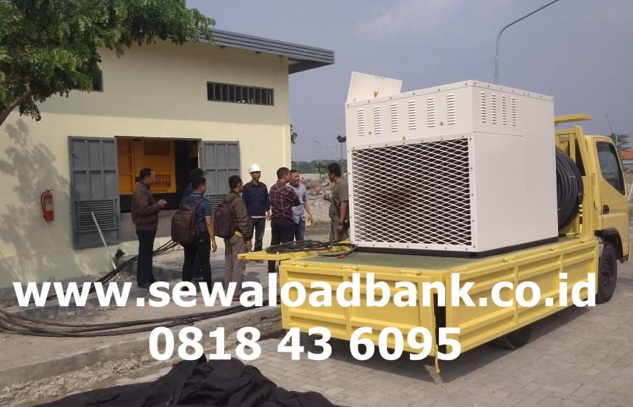 sewa load bank 600 KW Jakarta www.sewaloadbank.co.id