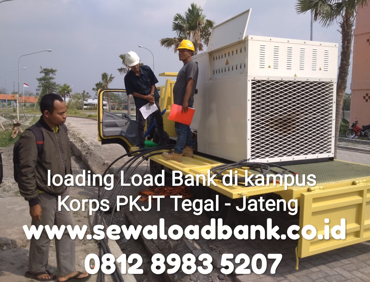sewa load bank 200 kw www.sewaloadbank.co.id