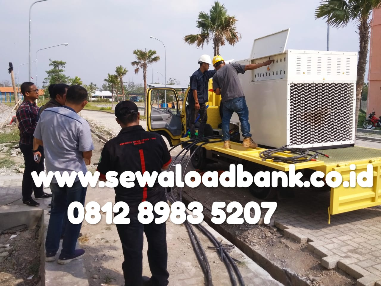 sewa load bank www.sewaloadbank.co.id