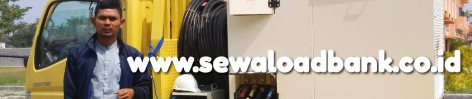 Sewa Load Bank - 0812 8983 5207