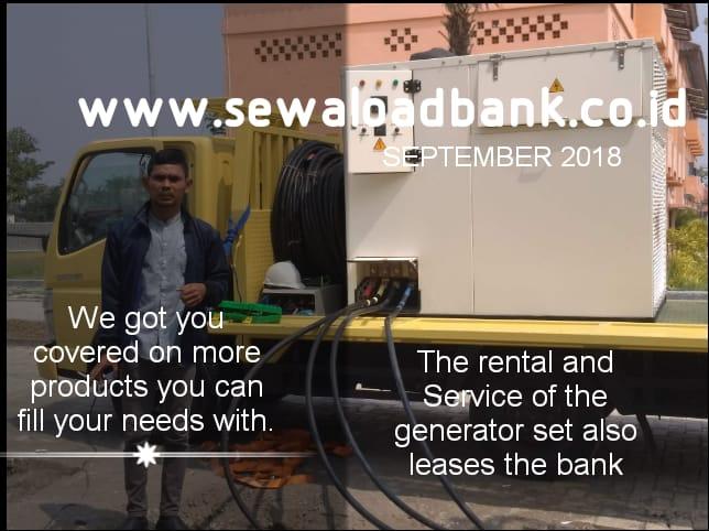 Sewa Load bank yang Murah dan Berkualitas CV. Harfika Nusantara