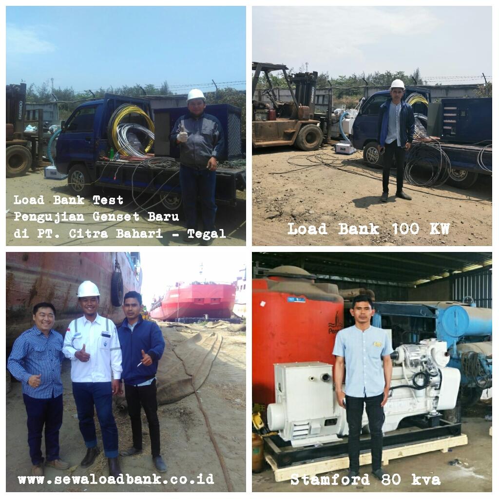 Sewa load bank 100 KW Murah danBermutu CV. Harfika Nusantara